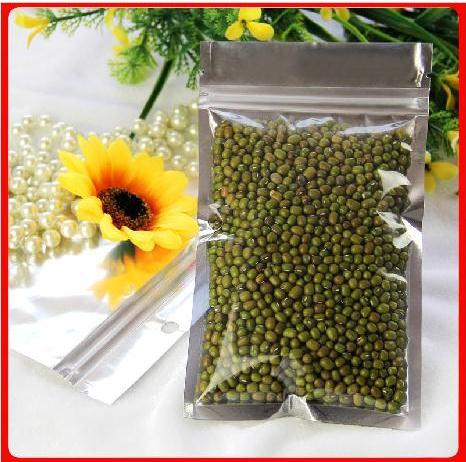500x Silver Aluminum Foil Mylar Bag Vacuum Sealer Food Storage Package