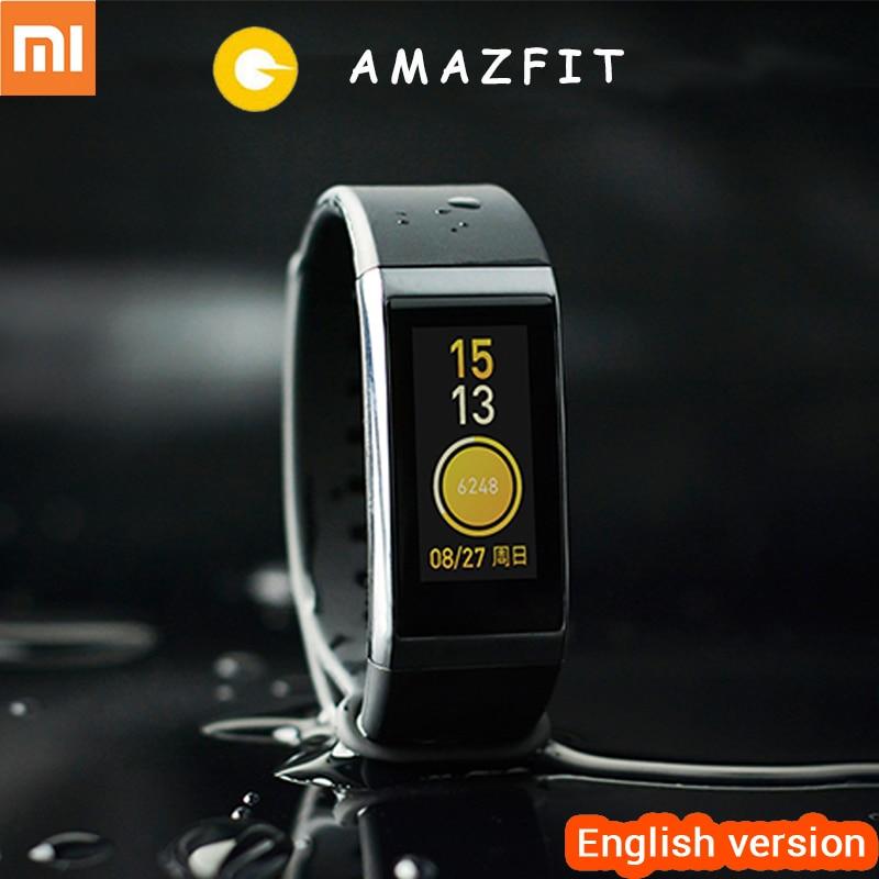 Xiaomi Huami Amazfit Cor Midong Smart Band Smart Wristband Heart Rate Smartband fitness tracker Smart Bracele Pk mi band 2#c0 huami amazfit heart rate smartband