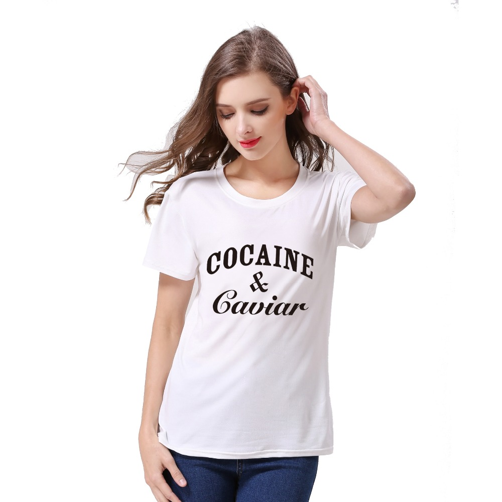 Ladies Caviar and Print Top
