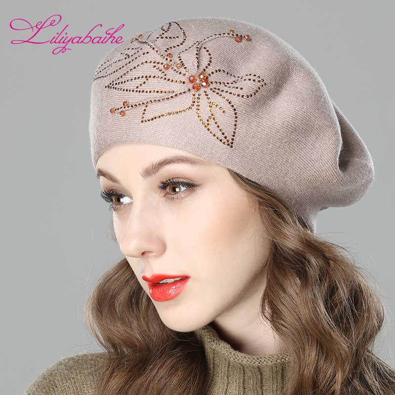 c2dbbd3faea0e Detail Feedback Questions about LILIYABAIHE New Women Winter Hat ...
