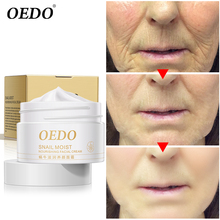 все цены на Snail Moist Nourishing Facial Cream Anti Wrinkle Cream Imported Raw Materials Skin Care Anti Aging Wrinkle Firming Snail Care онлайн