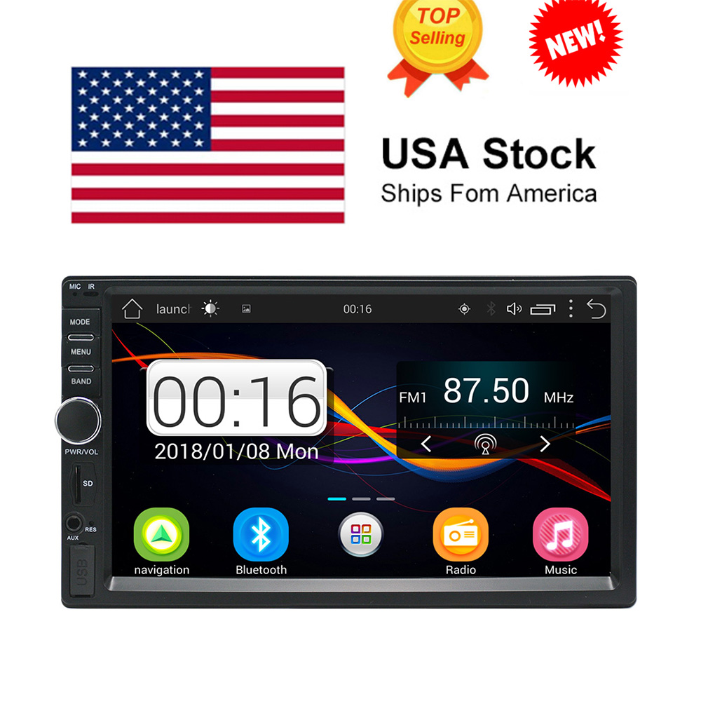 Careful Topbox 2 Din Car Radio Android Gps Navigation Autoradio Bluetooth Wifi Mirrorlink Multimedia Player Support Camrea Audio Stereo Back To Search Resultsautomobiles & Motorcycles Car Intelligent System