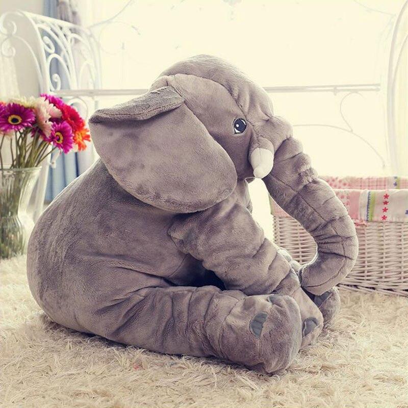 aliexpress com buy hotest 55x60cm baby elephant plush toy stuffed