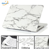 Marble Texture Case For Apple Macbook Pro Retina 11 12 13 15 Laptop Bag Case For
