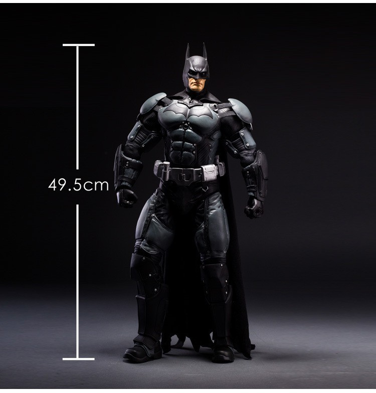 NEW hot 50cm batman Super hero Justice league action figure toys collection christmas toy doll george mordvin авторский постер