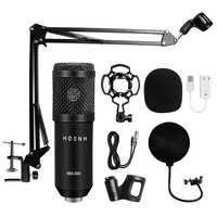 Professionelle bm 800 Kondensator Mikrofon 3,5 Mm Wired Bm-800 karaoke BM800 Aufnahme Mikrofon für Computer Karaoke KTV