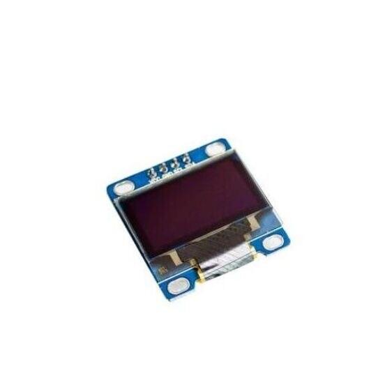 10pcs 0.96blue 0.96 inch OLED module New 128X64 OLED LCD LED Display Module For Arduino 0.96 IIC I2C Communicate
