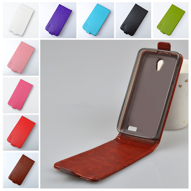 For Lenovo A319 Fashion Flip PU Leather Full Protect Case For Lenovo A319 Cover Vertical Magnetic Phone Bag J&R Brand 9 colors