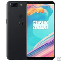 Original Android OnePlus 5T A5010 6GB 64GB Snapdragon 835 6GB 64GB Octa Core Fingerprint ID OxygenOS
