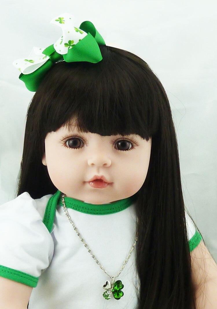 60cm lifelike silicone vinil renascer bebe da 01