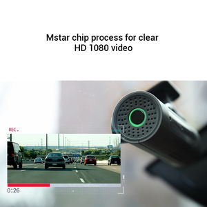 Image 4 - Original 70mai Dash Cam 1S Englisch Vision Nacht Vison Auto DVR 1080HD Auto Kamera voice control 130FOV G  sensor Dashboard