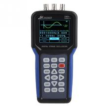 New AC110-220V JDS2023 Handheld Digital 1-Channel 20MHz Oscilloscope Multimeter (EU plug) Professional digital oscilloscope hantek 3in1 2d72 2c7 2d42 2d72 250msa s digital oscilloscope waveform generator multimeter usb portable 2 channel multifunction