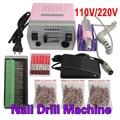 New Professional Nail Art Tool Pro 220V Electric Manicure Machine Set Drill File Kit Pedicure Polish Shape Tool  HB88