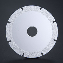 1Pc 100mm Metal Alloy Diamond Saw Blade Wheel Cutting Disc For Concrete Marble Masonry Tile Thickness 2mm Engineering Cutting