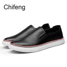 Men s font b shoes b font Genuine leather font b casual b font man font