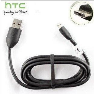 USB Cable for HTC Charge and Data Sync Cable Micro USB cable for HTC EVO Wildfire G8 via DHL 100pcs/lot