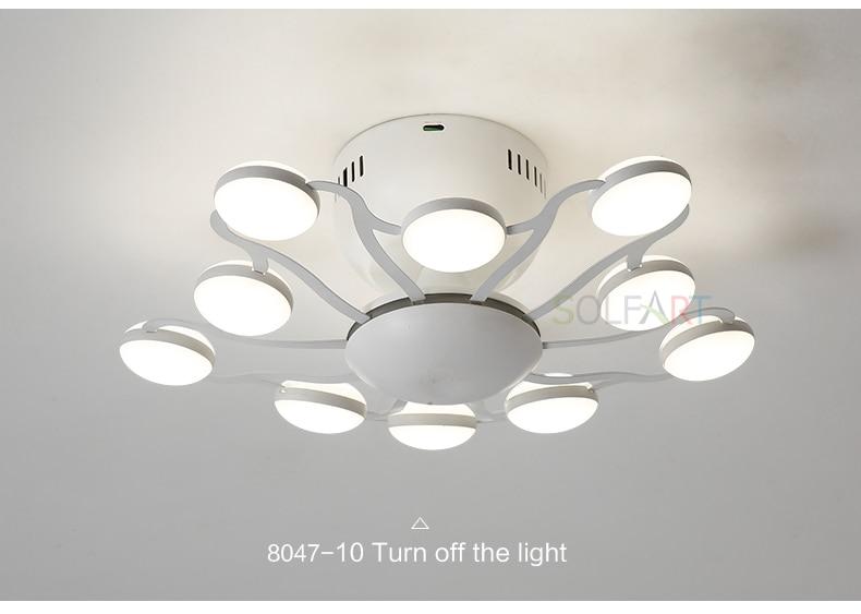 8047-LED Ceiling Light Sconce Luminaria Chandelier Ceiling Avize Light Fixtures Ceiling Lamp_13
