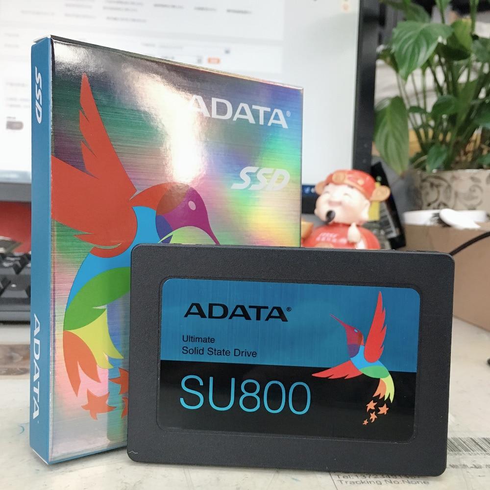 Processeur SU800 SSD PC de bureau 128 GB 256 gb 2.5 pouces SATA III HDD disque dur HD SSD PC portable 256 128G G disque dur interne