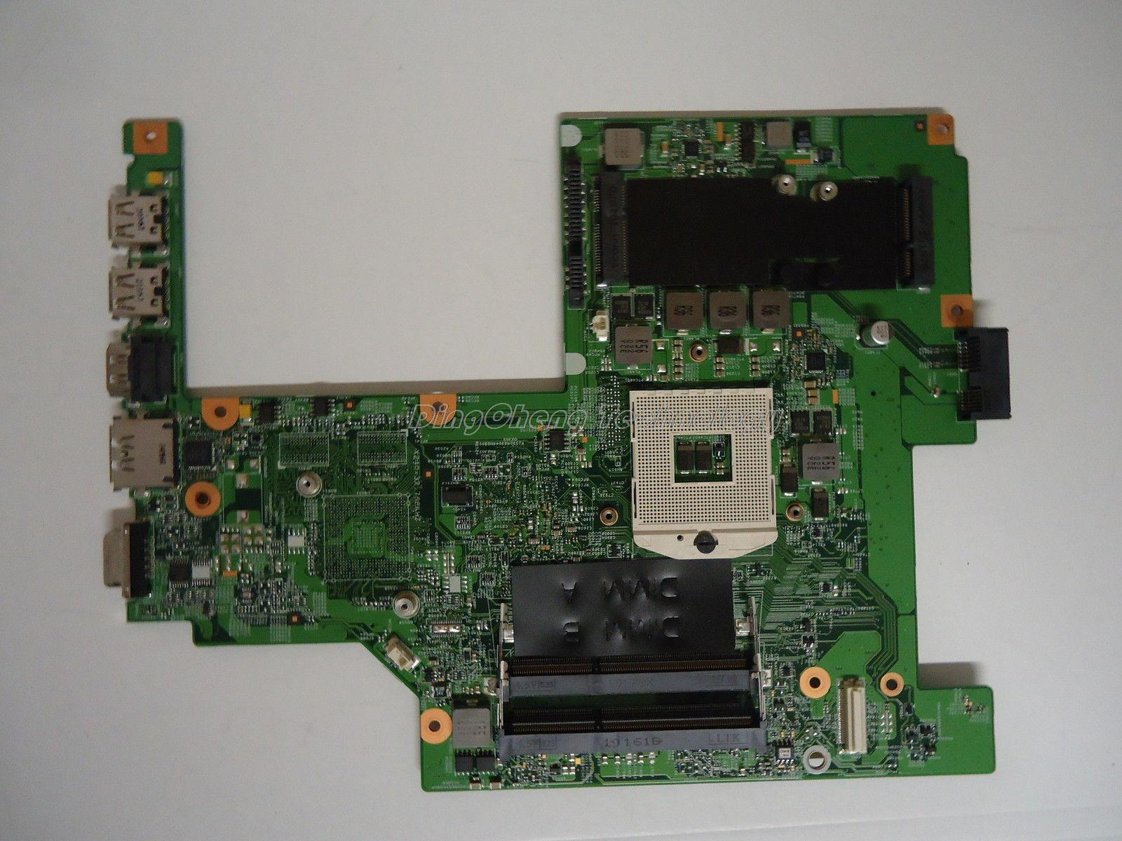HOLYTIME laptop Motherboard for <font><b>dell</b></font> <font><b>3500</b></font> v3500 056TK2 CN-056TK2 48.4ET05.011 for intel cpu with integrated graphics card image