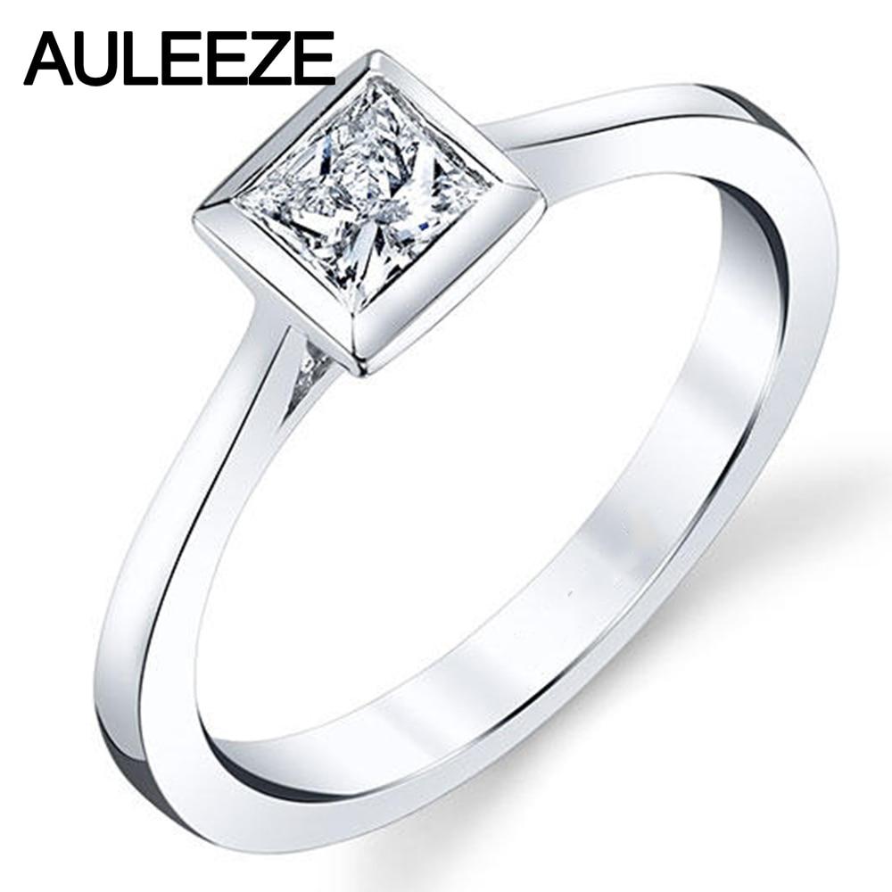 Simple Diamond Rings
