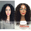 Free Shipping Kinky Curly Synthetic Lace Front Wigs Heat Resistant cheap Black Synthetic Lace Front Wigs For Black Women