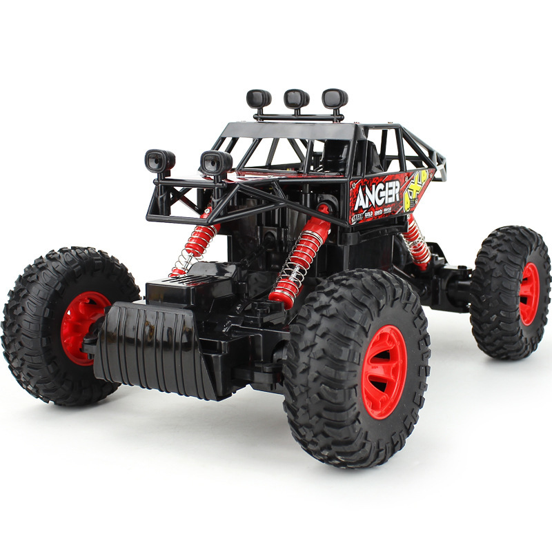 1:12 4WD RC Cars 32cm Large Radio Control RC Car Toys 2017 High speed Cars Off-Road RC Cars Toys for Children Christmas Gifts TL large 1 12 4wd rc cars 2 4g radio control rc cars toys buggy high speed off road rock crawler monster trucks toys for children
