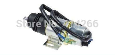 New Solenoid Z1819100520 1-81910-0520 MV2-17A 24V for 4JG1 4JG2 6BG1 6BB1