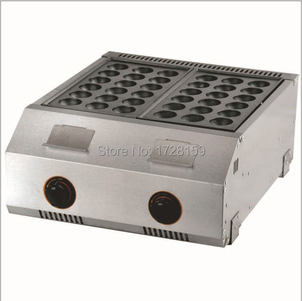 Takoyaki Grill Octopus Ball Small Waffle Kitchen Home Appliance 210MM 210MM