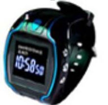 TK109 GPS Watch Tracker tracking device SOS For Running Man Wireless Intercom GPS Tracker(China)