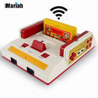 Classic Retro Family Handheld Game Players HDMI Output Dual Wireless Gamepad Controls Mini Video TV Game