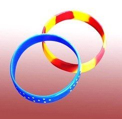 School Kid's Gift/ Promotional Silicon Wristband / FREE SHIPPING