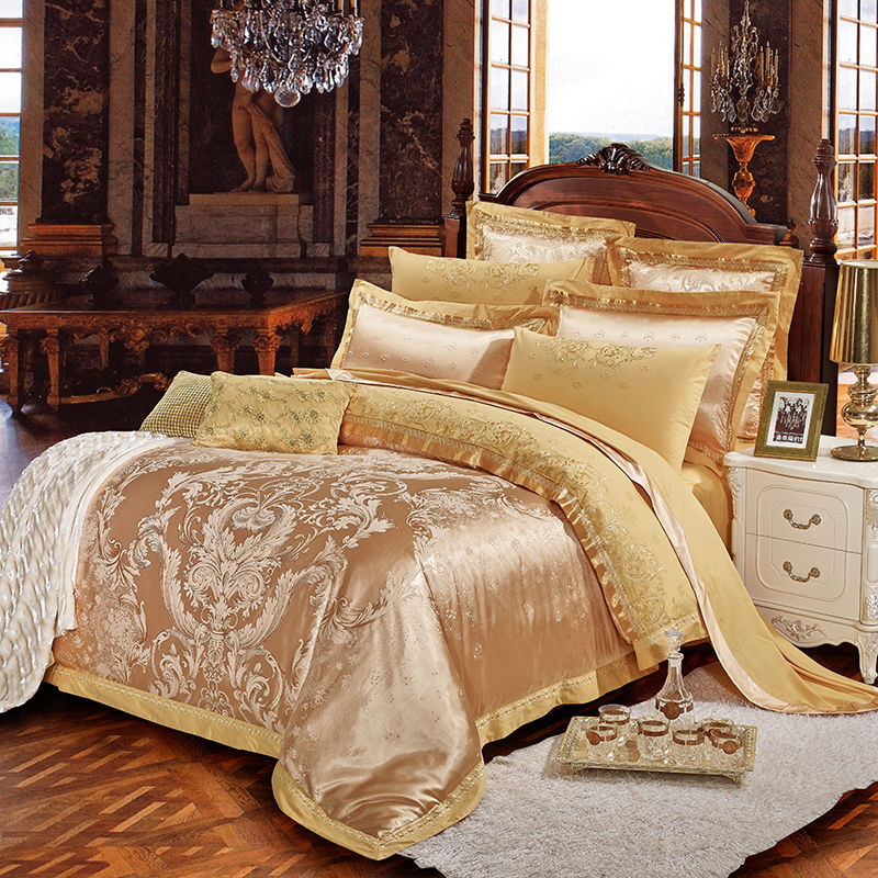 luxury satin sheets