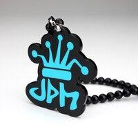 JDM Crown Ho Car Auto Fashion Pendant JDM Hellaflush Rear View Mirror Ornament Hanging Dangle Charm