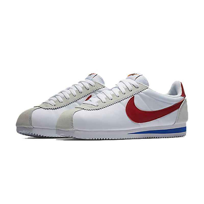 new product 4b988 7e2fa Original New Arrival Nike Classic Cortez Breathable Men's Original New  Arrival Offical Running Shoes Sports Sneakers 876873-101