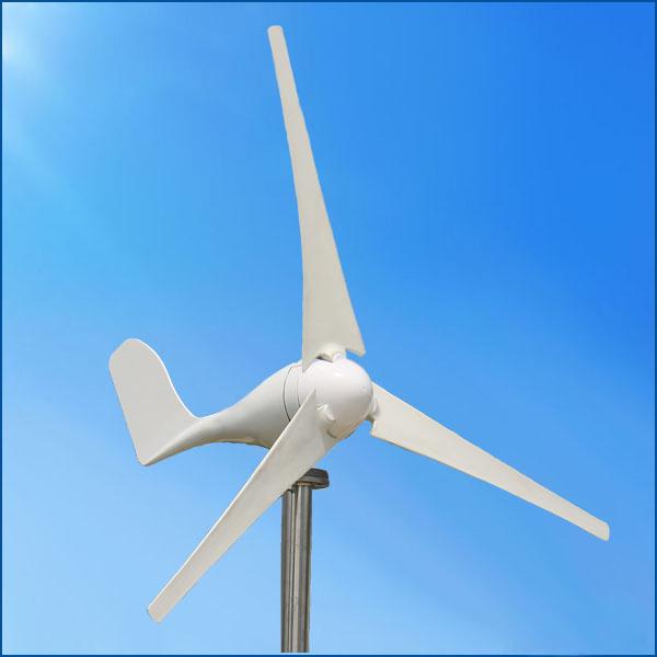 HTB1oJ49RpXXXXcAXVXXq6xXFXXXA - 3 blades DC12V 100W aluminum alloy+Nylon wind power generator with wind controller for home CE ISO TUV Wind Turbine Generators