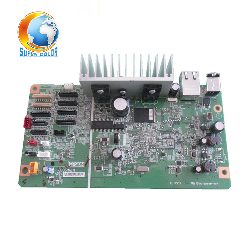 Free Shipping 50% Off mother board For EPSON R2000 Original Mainboard