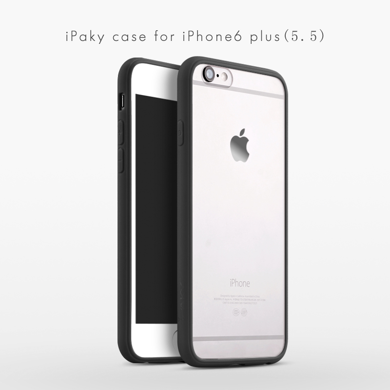 Apple iPhone 6S Cover by IPaky - Black
