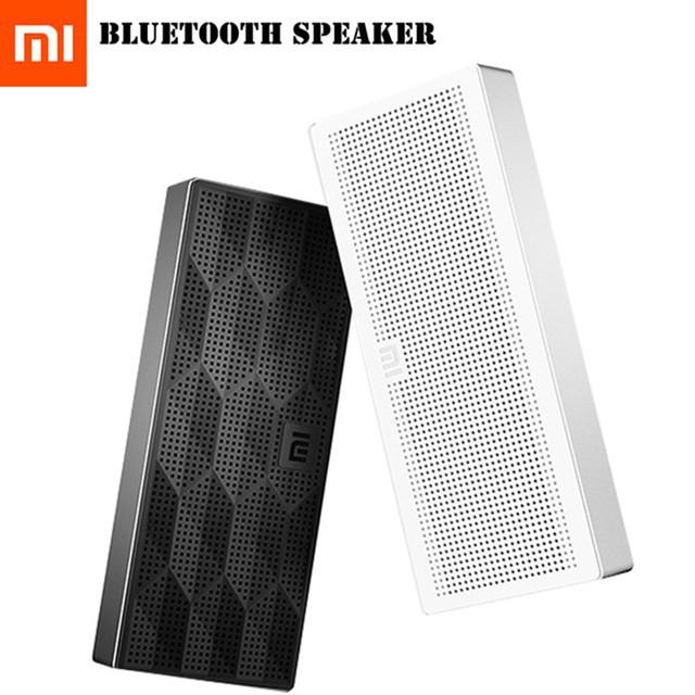 100% falante originais xiaomi bluetooth 4.0 mini speaker portátil altifalante de alta qualidade sem fio de som estéreo para telefone celular