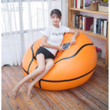 Надувной баскетбольный мешок кресло футбольный мяч воздушный диван крытый гостиная ПВХ шезлонг для взрослых детей на открытом воздухе кресло для отдыха
