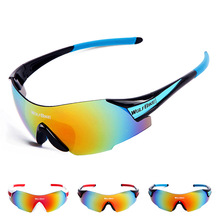 WOLFBIKE UV400 Cycling Glasses Outdoor Sports Bicycle Glasses Bike Sunglasses Men Women MTB Goggles Eyewear gafas bicicleta