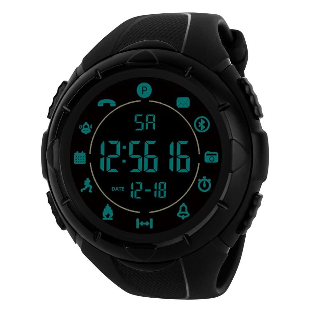 Digital Wristwatches Bluetooth Relogio 24h Feminino 33-Month Flagship Sport Rugged Monitoring
