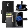 PU Кожаный Бумажник Кошелек Flip Book Чехол для Doogee Y100 Pro Стенд Телефон Случае