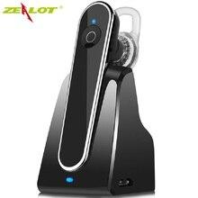 Фанатик E5 Беспроводной Bluetooth наушники Шум изоляции Handfree вызова стерео CRP чип автомобилей Бизнес Car Kit гарнитура С микрофоном