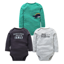 Newborn Baby Clothes 3PCS/Lot Baby Rompe