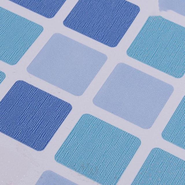 Waterproof Mosaic Tiles Bathroom Wall Sticker