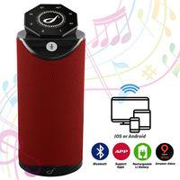 Sunnylink 20W RMS Portable Smart WiFi Wireless speaker with Amazon Alexa Multi room Streaming Play WiFi+BT+Aux Inputs