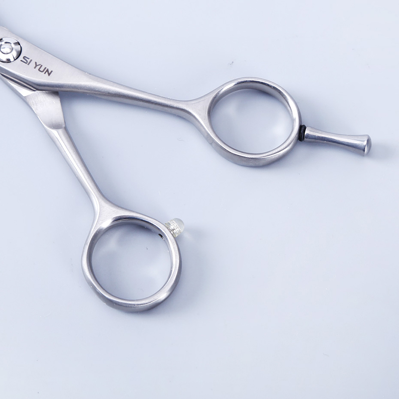 SI YUN 5 5inch 15 60cm Length DS55 Model Of Hair Salon Scissors Model Professional Hairdressing Cutting Barbershop Scissors in Hair Scissors from Beauty Health
