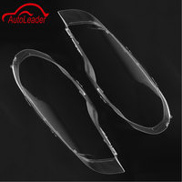 1Pcs Car Clear Housing Headlight Lens Shell Cover Lamp Assembly Left Right For BMW 2008 2013