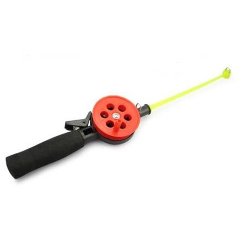 2015 new ice fishing rod 34cm high quality plastic fishing