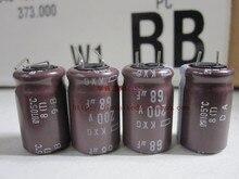 30 ШТ. Япония NIPPON электролитический конденсатор 200V68UF 12.5X20 KXG серия низкочастотный высокочастотный длинный жизнь бесплатная доставка